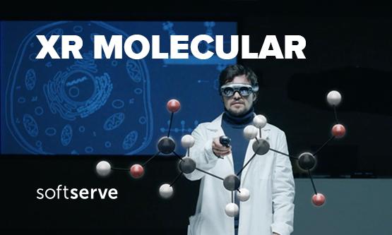 xr-molecular-logo